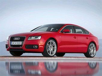 Audi презентовала большой пятидверный хэтчбек A5 Sportback
