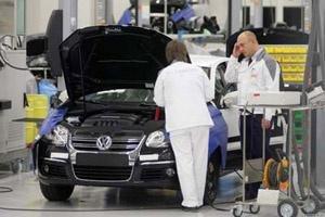 Сегодня стартует полномасштабное производство Volkswagen в России