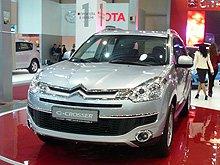 Citroen начнет сборку авто в России в 2010 году