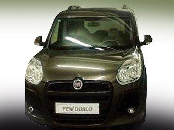 Fiat обновляет Doblo