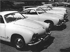 Volkswagen оценивает возможность приобретения фирмы Karmann