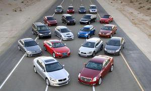 Октябрьские продажи автомобилей в США упадут на 6%