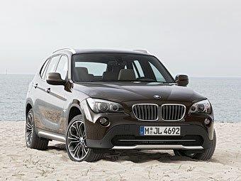 BMW объявила цены на кроссовер X1
