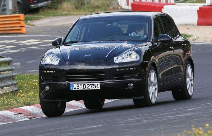 Новый Porsche Cayenne дебютирует весной. Известен интерьер