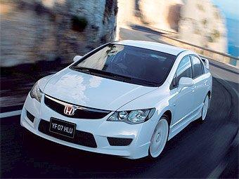 Следующее поколение Honda Civic станет еще необычнее