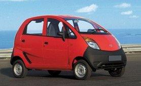 У Tata Nano обнаружены первые проблемы с качеством