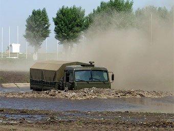 """""""КамАЗ"""" сообщил об убытке в размере 4,2 миллиарда рублей"""