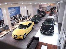 Продажи BMW Group в сентябре показали положительную динамику
