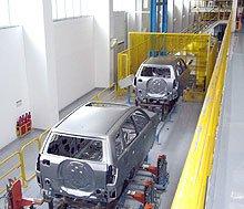 Chery построит завод в Нигерии