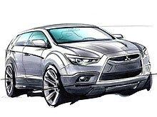 Mitsubishi анонсирует новый компактный внедорожник