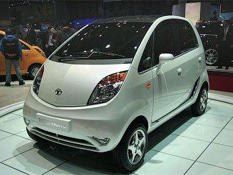 Tata будет продавать лицензии на сборку сверхбюджетной модели Nano другим производителям