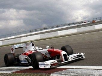 "Toyota ушла из ""Формулы-1"""