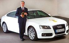 """Audi в 18-й раз завоевывает награду """"Золотой Руль"""""""