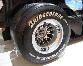Объемы продаж Bridgestone сократились на 25%