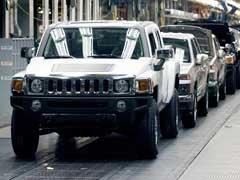 GM возобновила производство Hummer H3 и похоже не собирается продавать сам брэнд