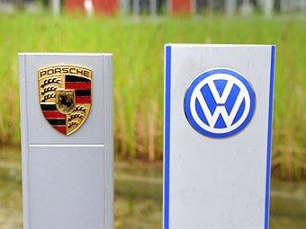 Неожиданный поворот: Volkswagen покупает Porsche