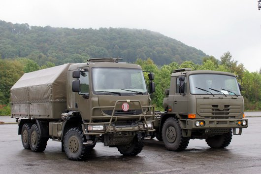 Tatra создала СП с International