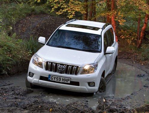 В Европе начали принимать заказы на новый Toyota Land Cruiser Prado. Объявлены цены