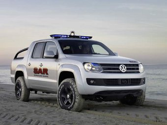 "Volkswagen Amarok отправится на ""Ралли Дакар"""