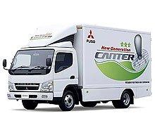 КАМАЗ начнет производство Mitsubishi Canter в 1 квартале 2010 года