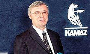 Глава КАМАЗа вошел в совет директоров АвтоВАЗа