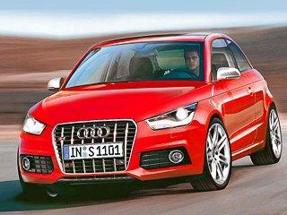 Audi представит новую модель A1 уже летом 2010 года