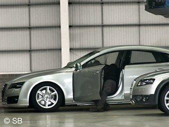 Серийная версия Audi A7 готова к премьере