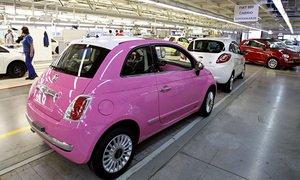 Серджио Маркионне собирается закрыть заводы Fiat в Италии