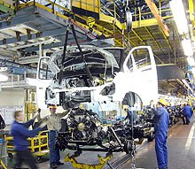 ГАЗ намерен выпустить до 70 тысяч автомобилей в 2010 году