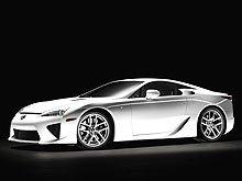 Lexus придумал способ борьбы со спекулянтами и будет сдавать суперкар LFA в аренду