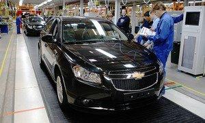 Chevrolet Cruze показал отличный результат в краш-тестах EuroNCAP