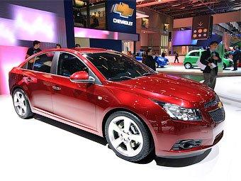 27 июля в России стартуют продажи Chevrolet Cruze.