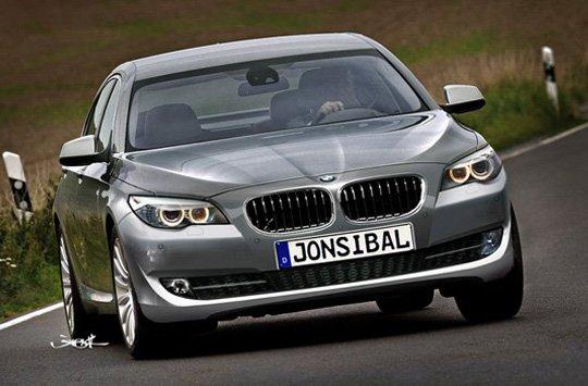 БМВ 5 (BMW 5) нового поколения в продаже с 2010 года (цены)