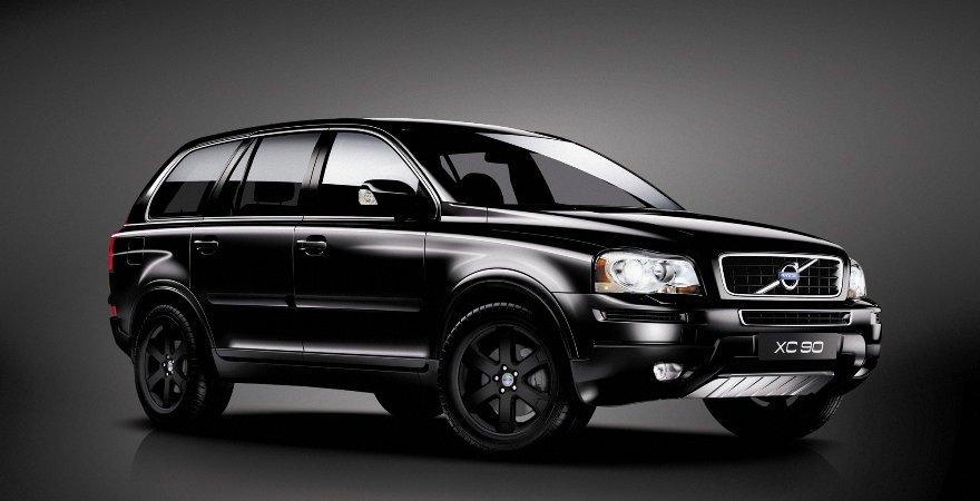 Вольво ХС90 (Volvo XC90) «черная версия» специально для России