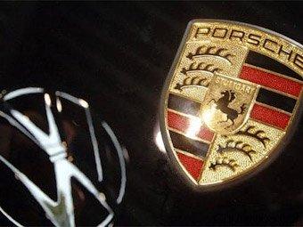 Volkswagen и Porsche создадут альянс
