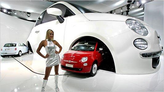 ФИАТ (FIAT) вынужден выпускать миллион авто ежегодно