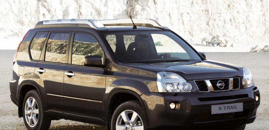 Ниссан Икс-Трейл (Nissan X-Trail) российской сборки в продаже