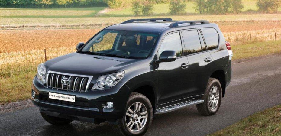 Стартовали продажи нового Тойота Ленд Крузер Прадо (Toyota Land Cruiser Prado)
