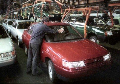 АвтоВАЗ реконструирует завод