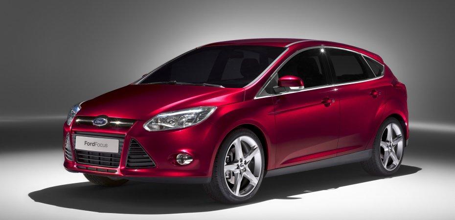 Форд (Ford) показал новый Фокус 3 (Focus III)