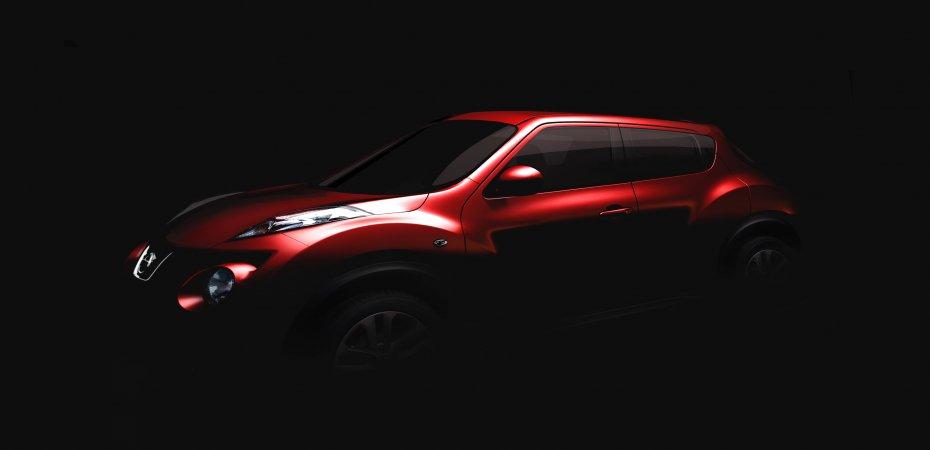 Новый компактный кроссовер Nissan (Nissan)