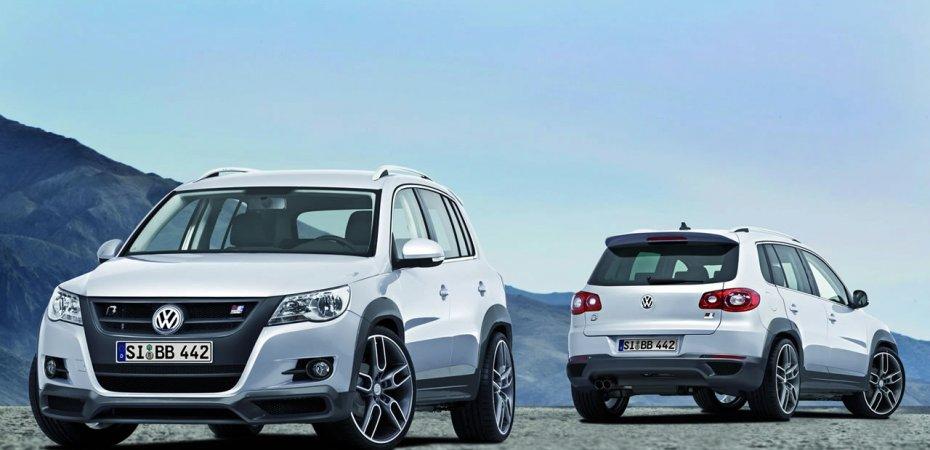 Самые популярные Фольксвагены (Volkswagen) в России