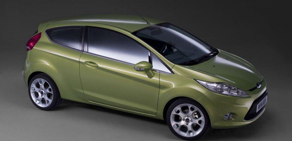 Новая Форд Фиеста (Ford Fiesta) – уже 500 000