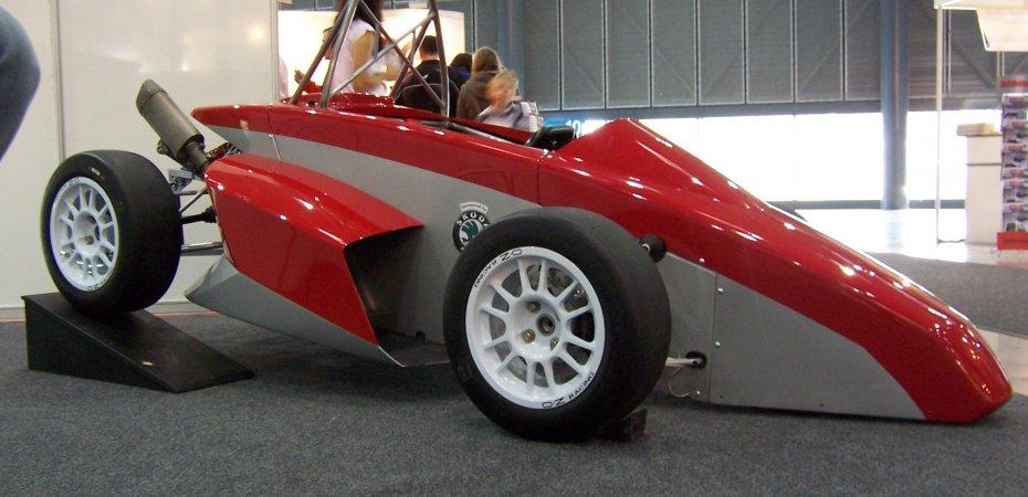 Наши в Formula Student SAE в Германии
