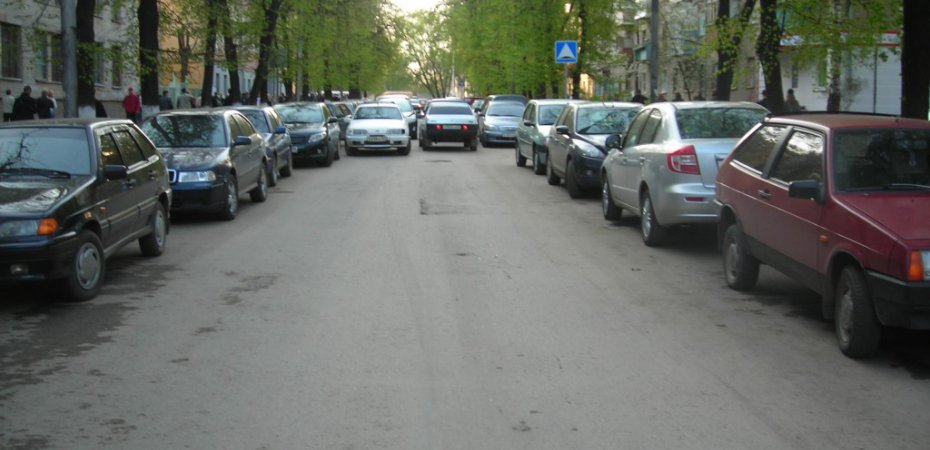 Штраф за неправильную парковку вырастет до 5 000 рублей