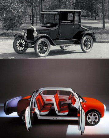 Форд (Ford) возрождает Модель Т (Model T)