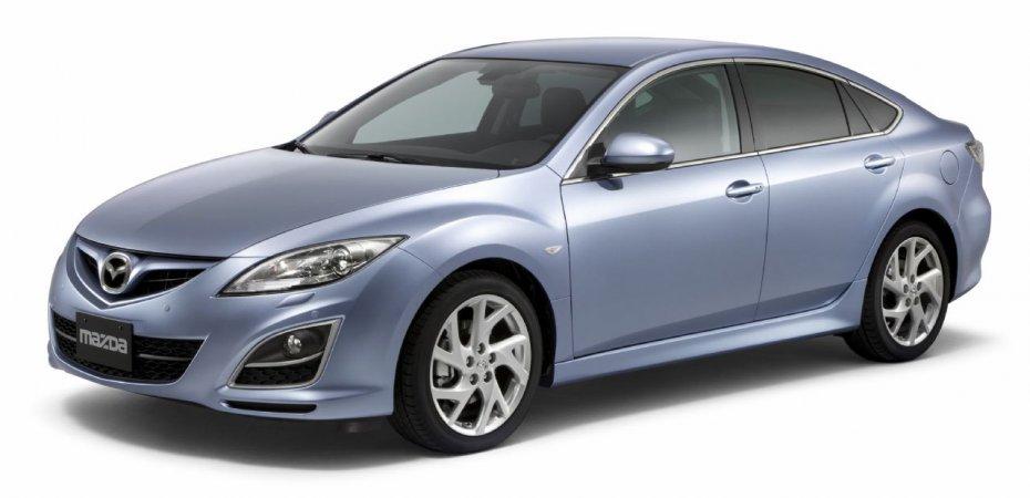 Новая Мазда 6 (Mazda6) 2010 – первое фото