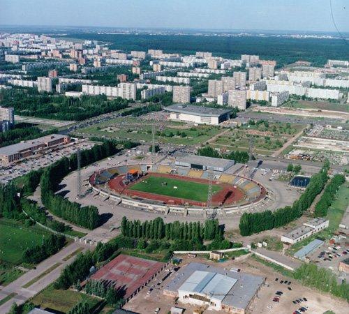 Тольятти преобразуется в особую экономическую зону