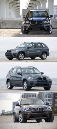 Новый БМВ (BMW) Х5 (X5) - фото