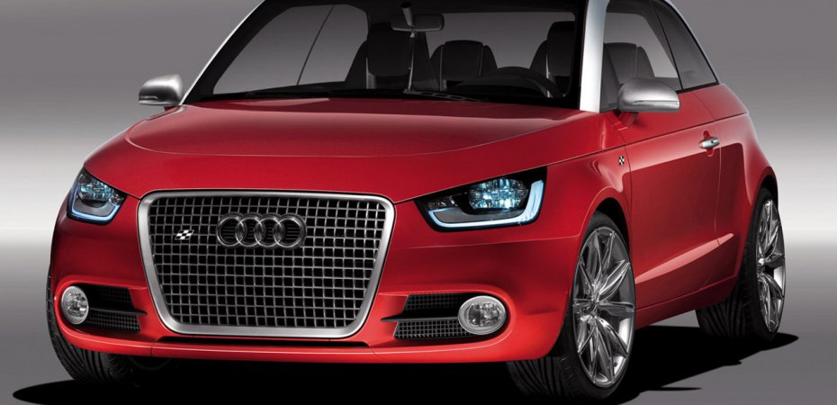 Ауди А1 (Audi A1) - первые подробности